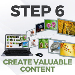 create valuable content